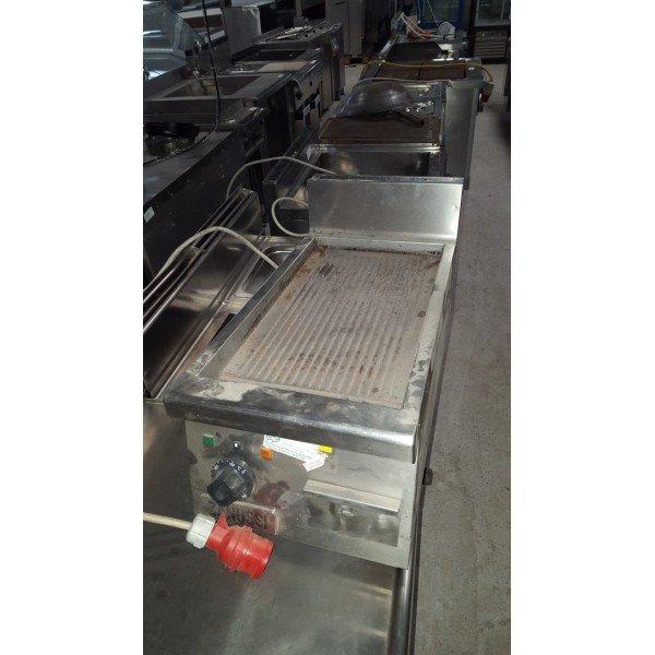Zanussi corrugated fiber sheet / baking sheet / baking slices Griddle / Gridle plate